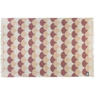 170x240cm - rose - tapis Suomu