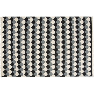 170x240cm - gris foncé -...