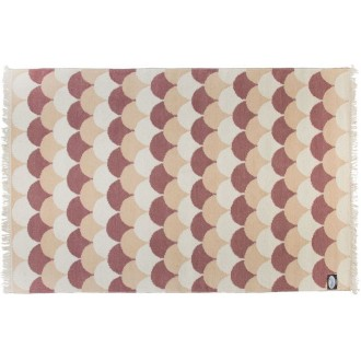 110x170cm - rose - tapis Suomu
