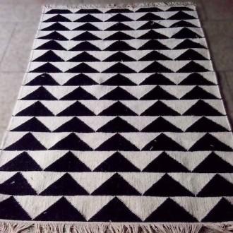 140x200cm - tapis Triangle