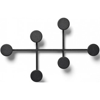 black - Afteroom coat hanger
