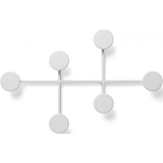 white - Afteroom coat hanger