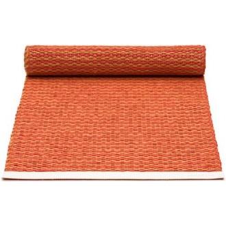 36x100cm - orange pâle /...