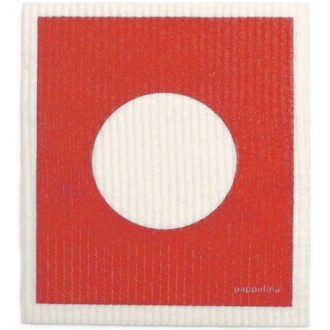 red - Vera - dish cloth