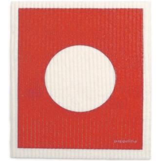 rouge - Vera - lavette éponge