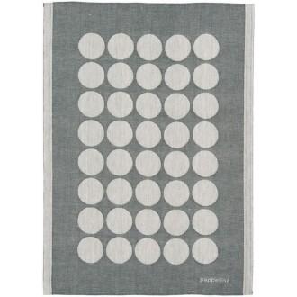 charcoal - Fia kitchen towel
