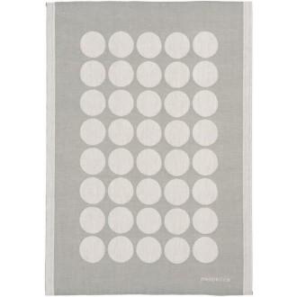 warm grey - Fia kitchen towel