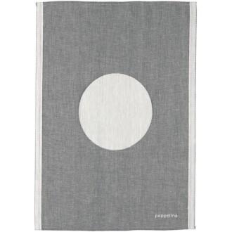 charcoal - Vera kitchen towel
