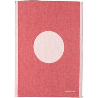 red - Vera kitchen towel