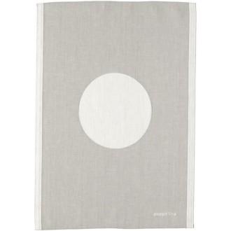 warm grey - Vera kitchen towel