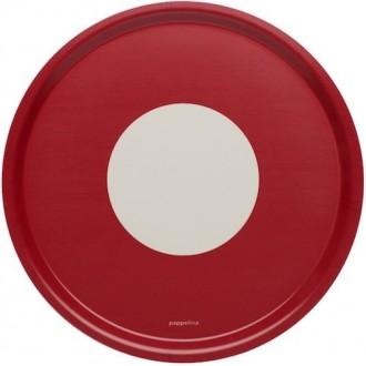 rouge - Ø38cm - plateau Vera