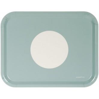 pale turquoise - 28x36cm -...