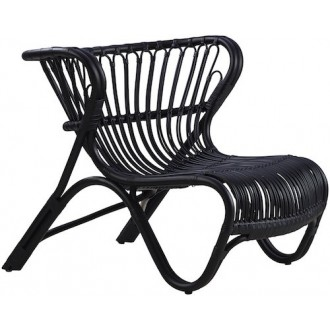 black - Fox easy chair -...