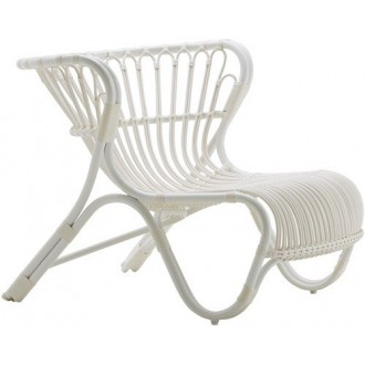 dove white - Fox easy chair...