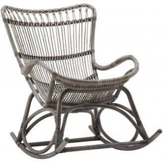 taupe - Monet rocking-chair...
