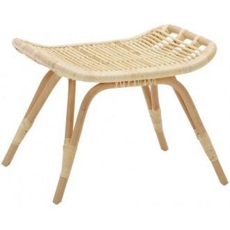 natural - Monet footstool -...