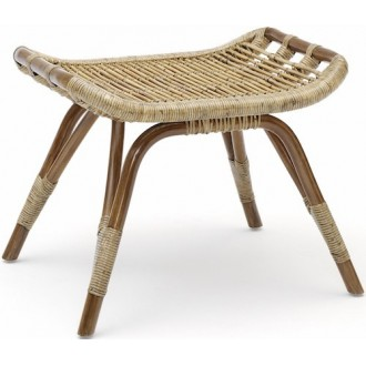 antique - Monet footstool -...