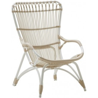 blanc colombe - fauteuil...
