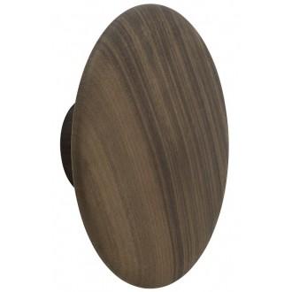 S Ø9 cm - walnut - The Dots