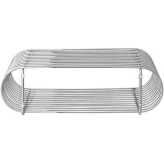 silver - Curva shelf