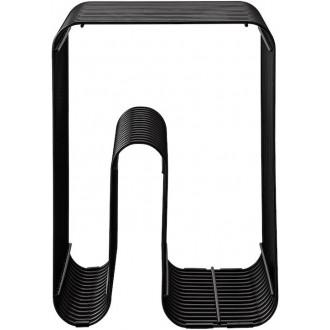 black - Curva stool