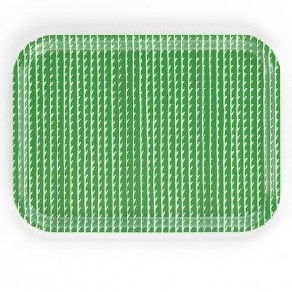 27x20cm - vert, Blanc -...