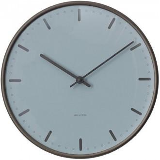 21cm - grise - horloge City...
