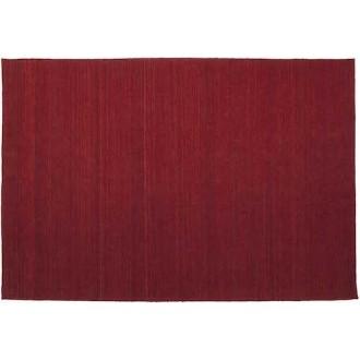 170x240cm - deep red -...