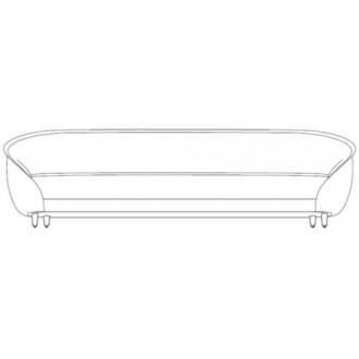 280x100cm - canapé Revers