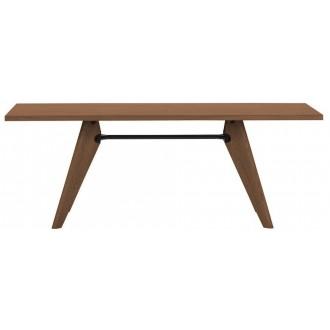 220x90cm - noyer - table...
