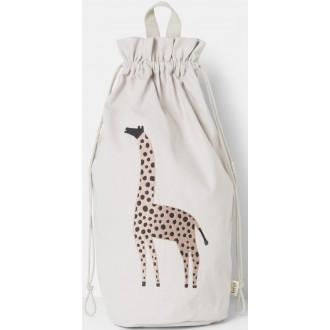 giraffe - Safari storage bag