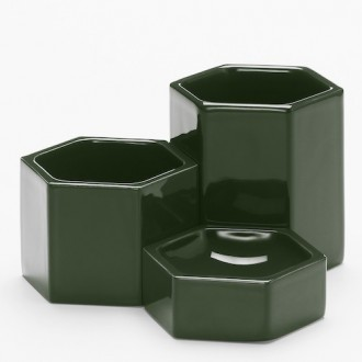 dark green - Hexagonal...