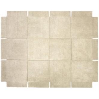 185x240cm - beige - tapis...