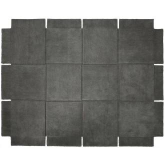 185x240cm - gris - tapis...