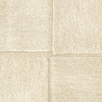 10x10cm - beige - Basket rug