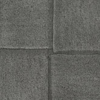 10x10cm - grey - Basket rug