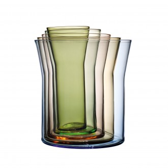 5 vases - Spectra - Cecilie...