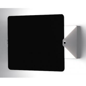 LED - noir - applique à...
