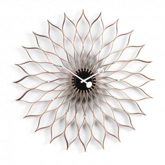 Sunflower - bouleau - Horloge
