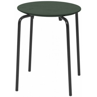 vert foncé - tabouret Herman