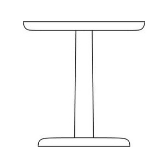 Pon Table 1280 – Ø35 x H36 cm
