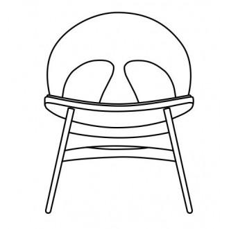 fauteuil Contour