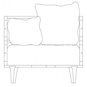 lounge chair - Promenade
