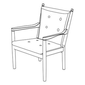 fauteuil 1788