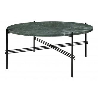 Ø80xH35cm - marbre vert -...