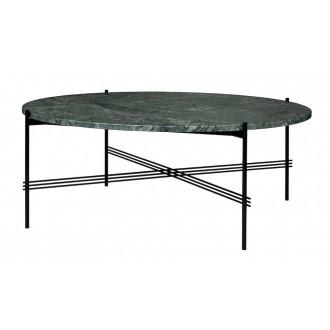 Ø105xH40cm - green marble -...