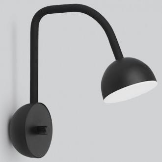black - wall lamp Blush