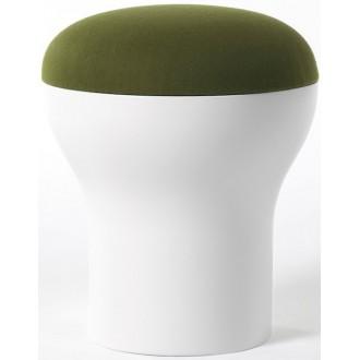 vert + blanc - tabouret...