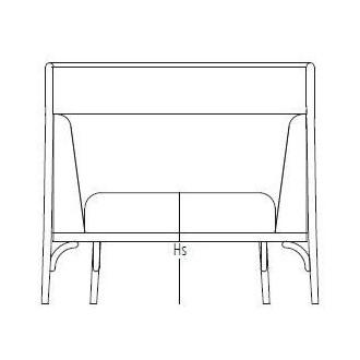 lounge chair - Targa