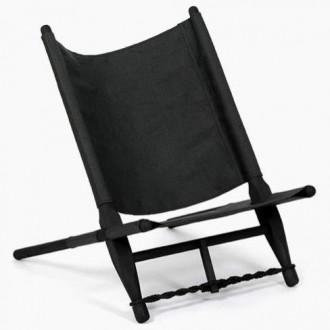 noir - fauteuil OGK Safari